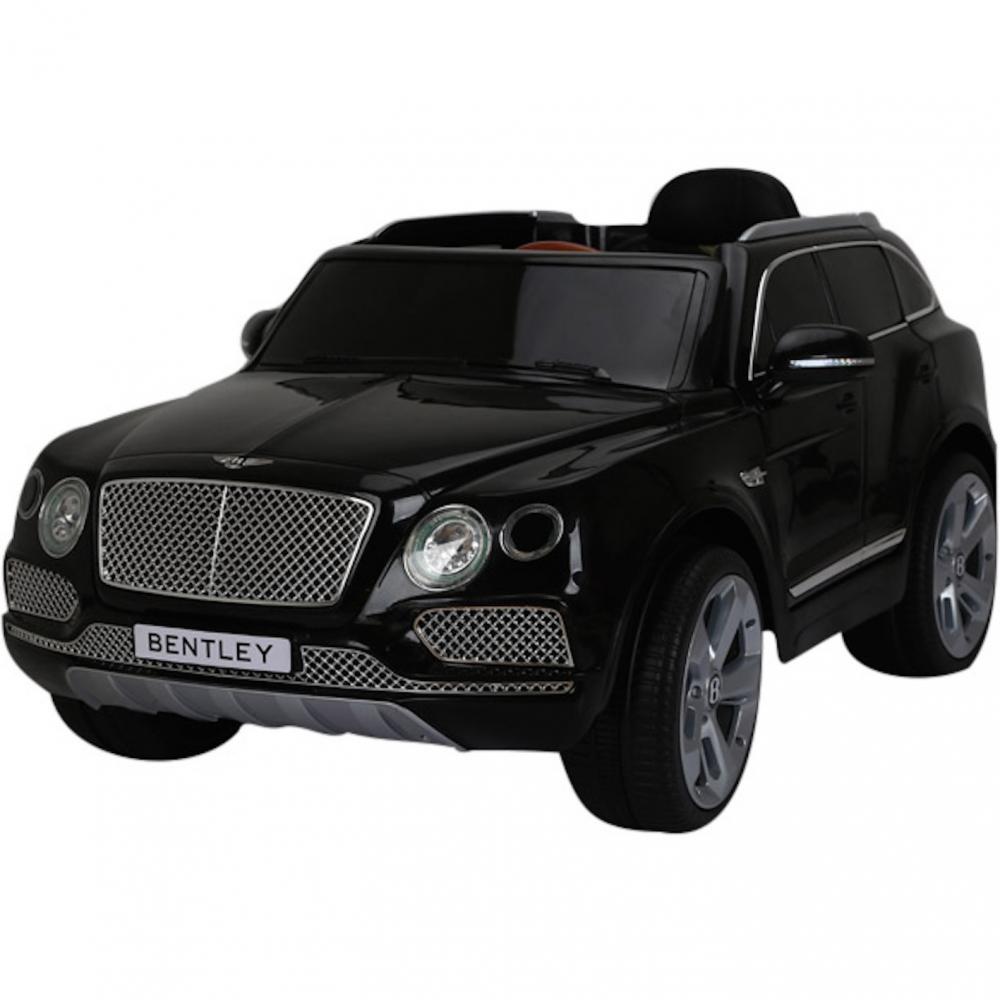 Masinuta electrica cu telecomanda Bentley Black