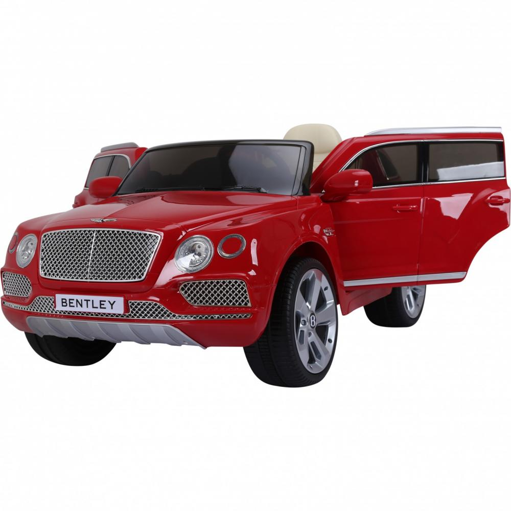 Masinuta electrica cu telecomanda Bentley Red