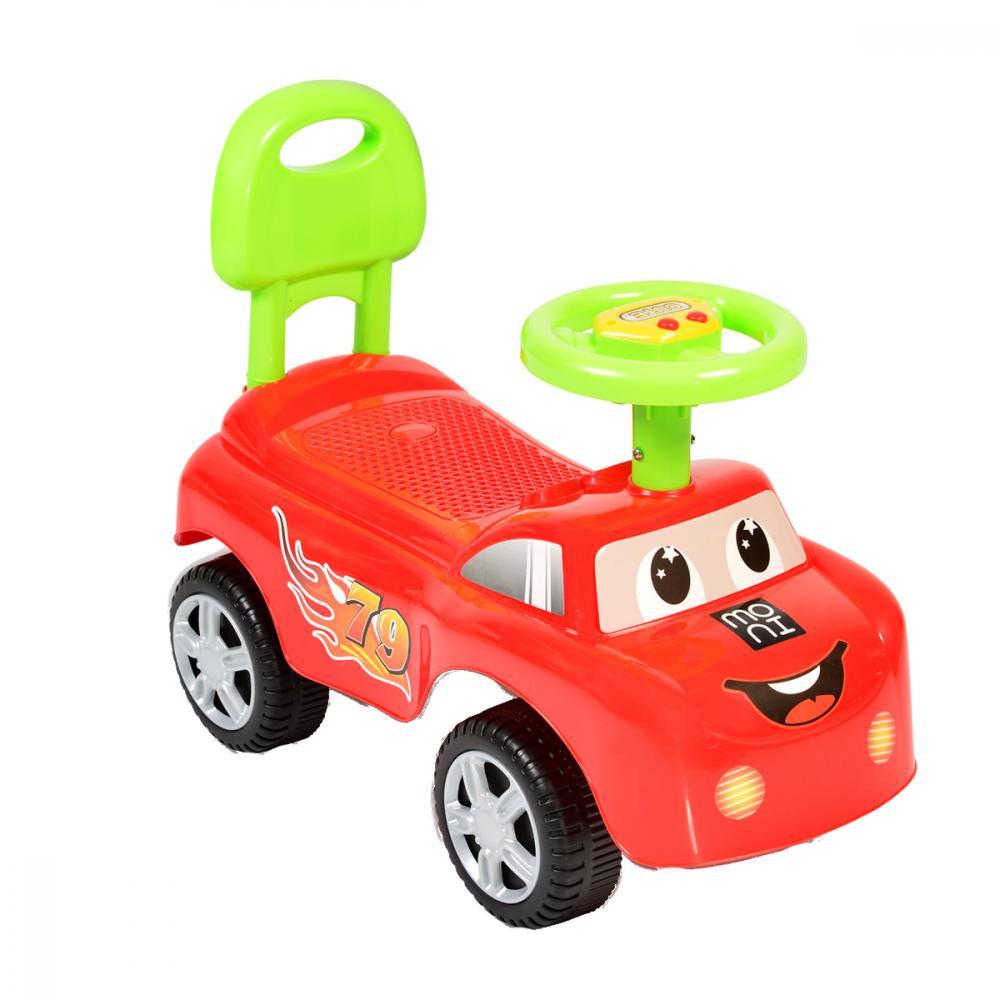 Masinuta fara pedale Keep Riding Red