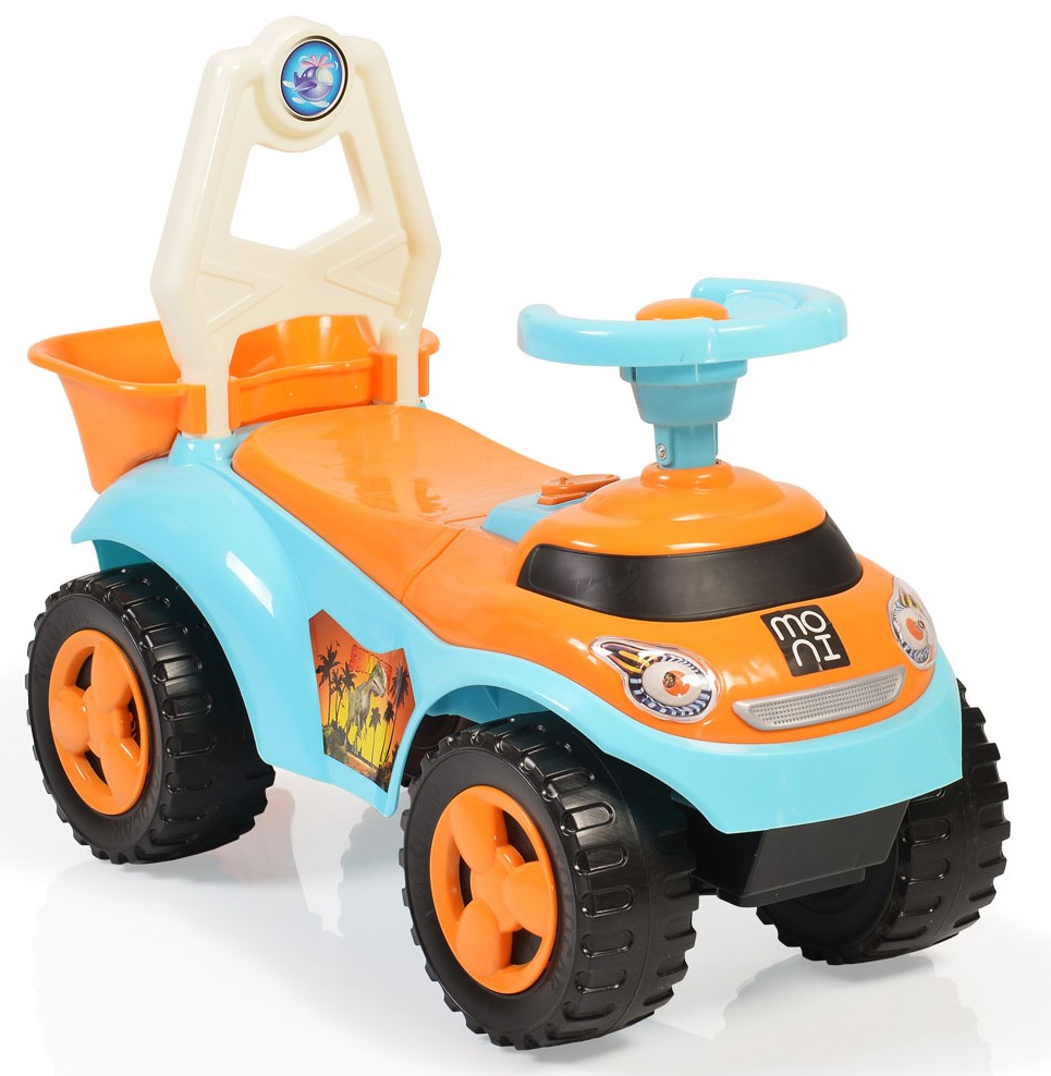 Masinuta fara pedale Summer Car Blue