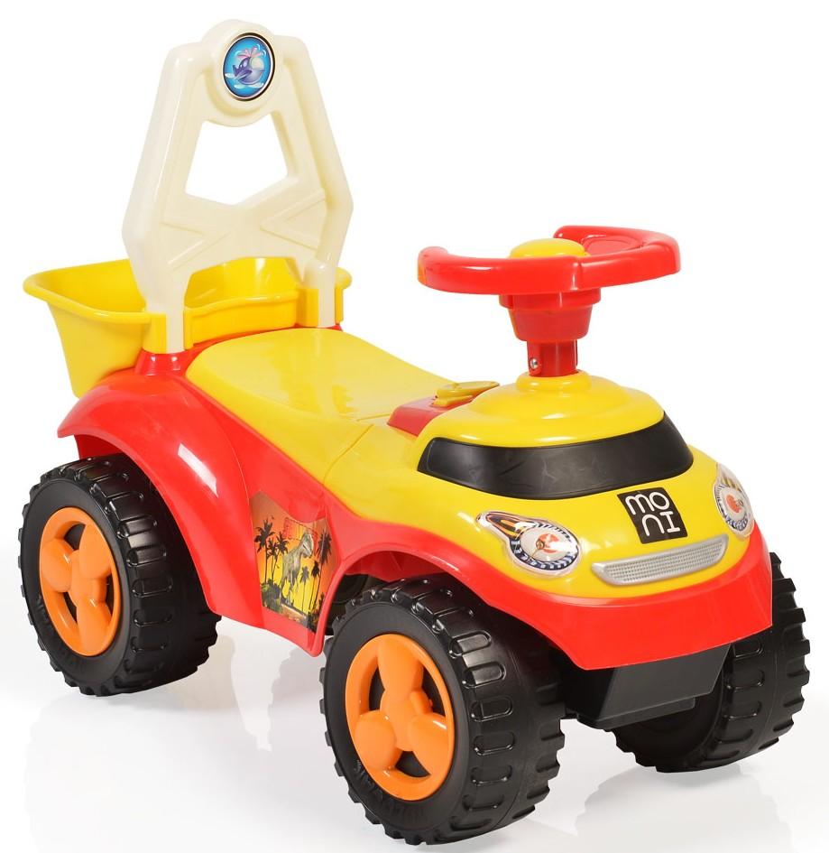 Masinuta fara pedale Summer Car Red