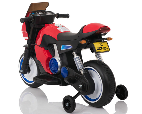 Motocicleta electrica Champion Red