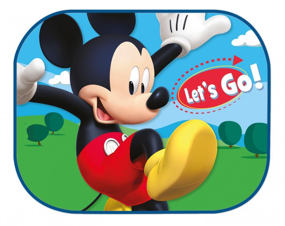 Parasolar auto Disney MickeyDonald 2 bucset SEVEN