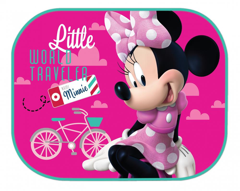 Parasolar auto Disney Minnie 2 bucset SEVEN