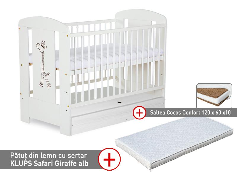 https://img.nichiduta.ro/produse/2018/01/Patut-cu-sertar-KLUPS-Safari-Giraffe-Alb--Saltea-10-Confort-II-189317-0.jpg imagine produs actuala