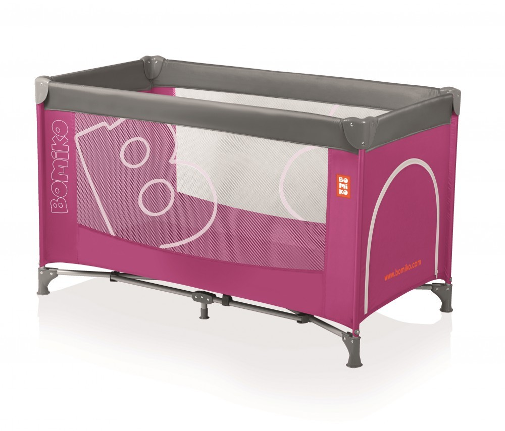 Patut Pliabil Bomiko Basic Pink