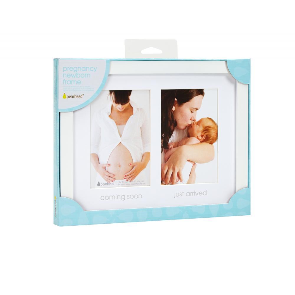 Rama foto Pearhead Pregnancy Newborn Frame