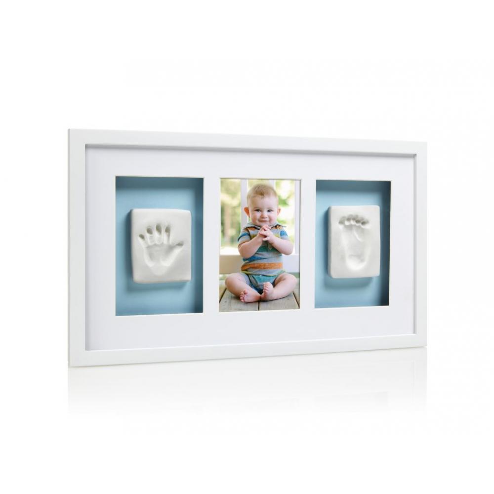 Rama foto pentru amprenta Pearhead Deluxe Wall Frame