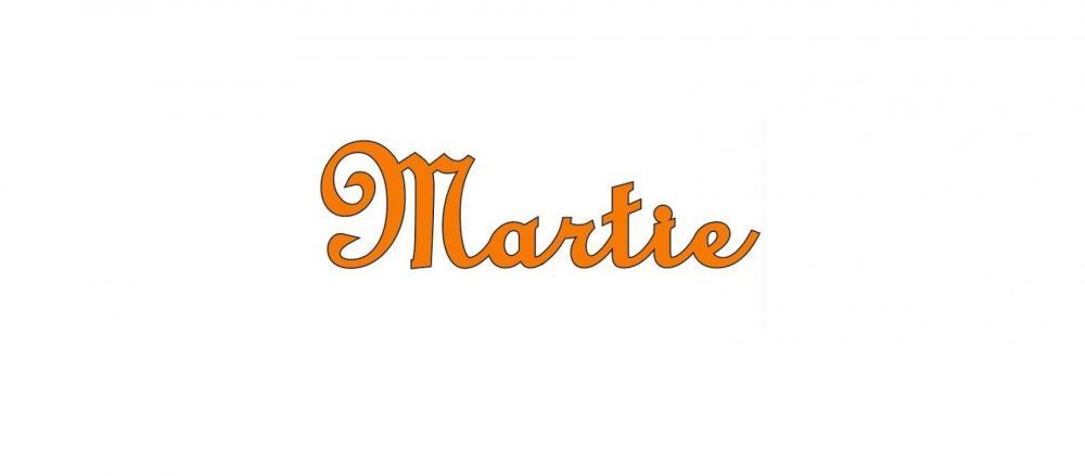 Litere decorative tematice Martie