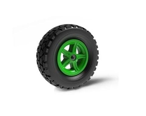 Roata verde 400140-8 (all terrain)