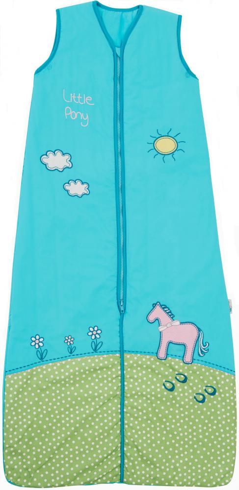 Sac de dormit Pony 1-3 ani 2.5 Tog