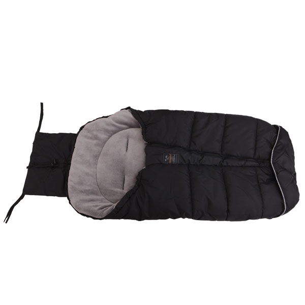 Sac de iarna 3 in 1 Fluffy Black
