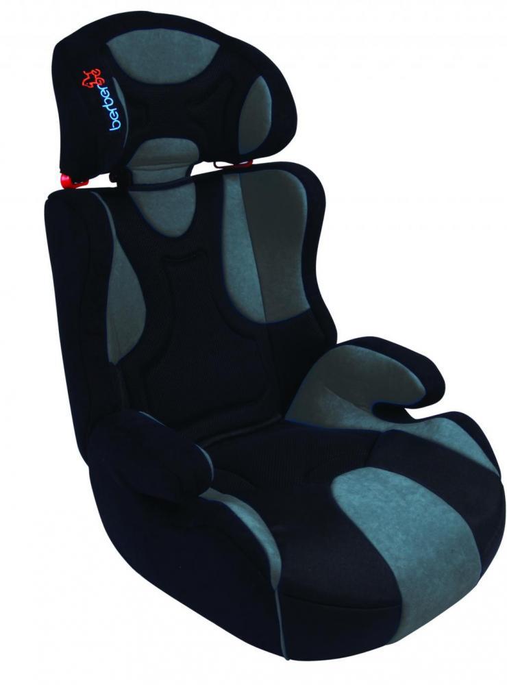 Scaun auto copii Berber Infinity Maxi Negru 090 imagine