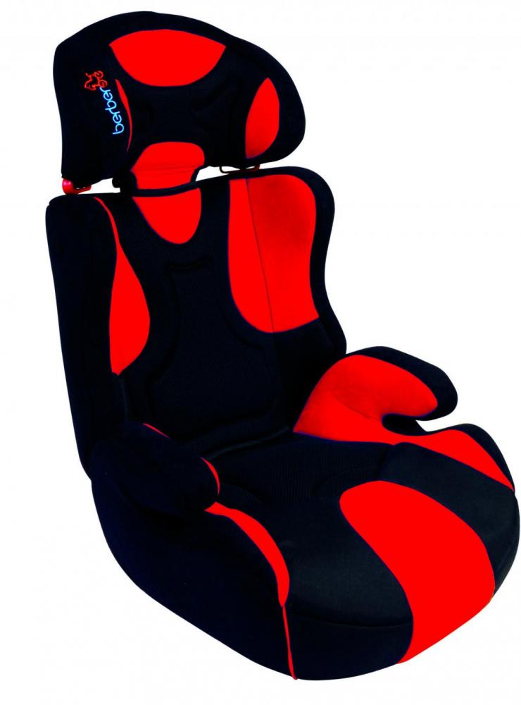Scaun auto copii Berber Infinity Maxi Rosu 092 imagine