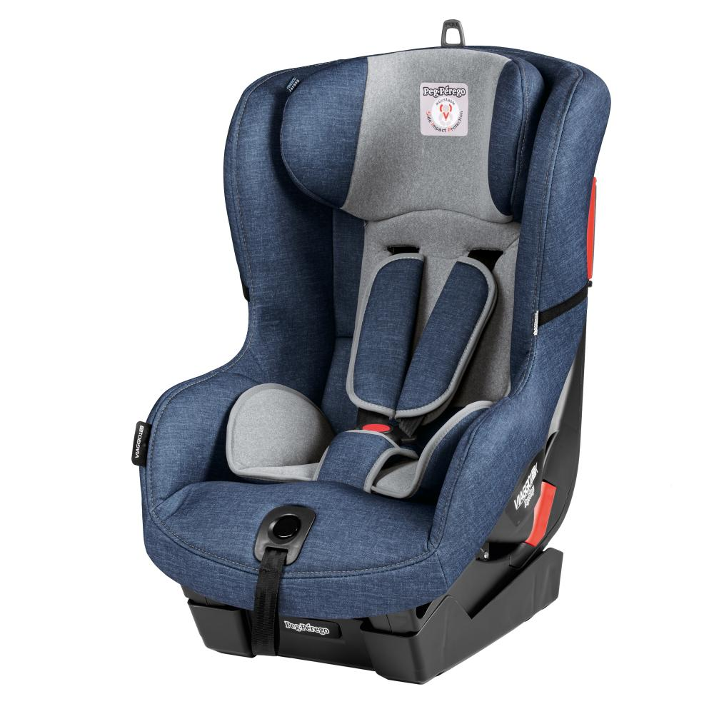 Scaun Auto Viaggio1 Duo-Fix K Peg Perego, Urban Denim