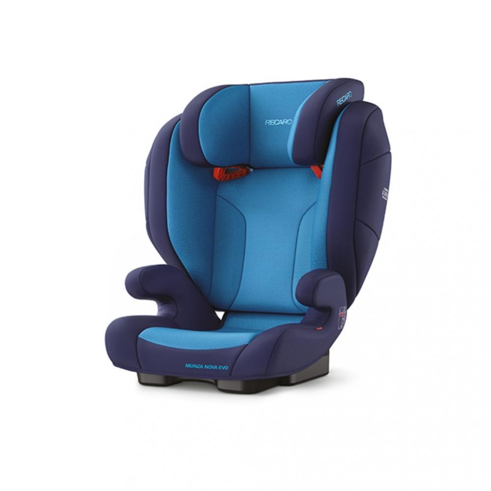 Scaun auto fara Isofix Recaro Monza Nova Evo Xenon Blue