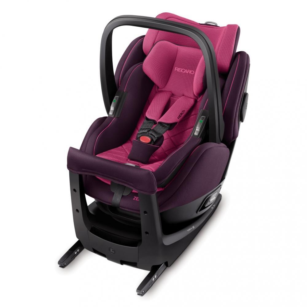 Scaun auto pentru Copii 0+, 1 Elite R129 Power Berry