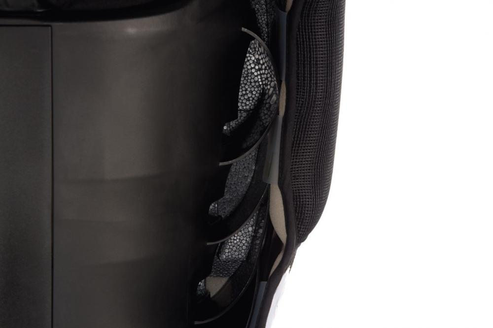 Scaun auto pentru copii fara Isofix Monza Nova 2 Carbon Black