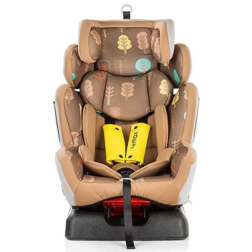 Scaun auto Chipolino 4 Max 0-36 kg brown