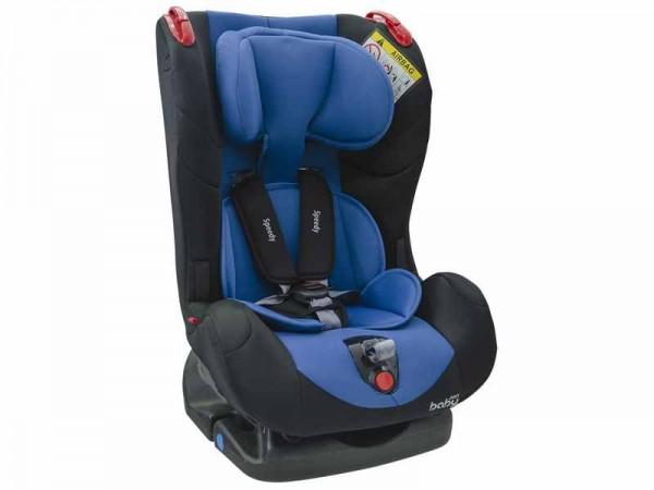 Scaun auto Speedy pentru copii albastru Just Baby imagine