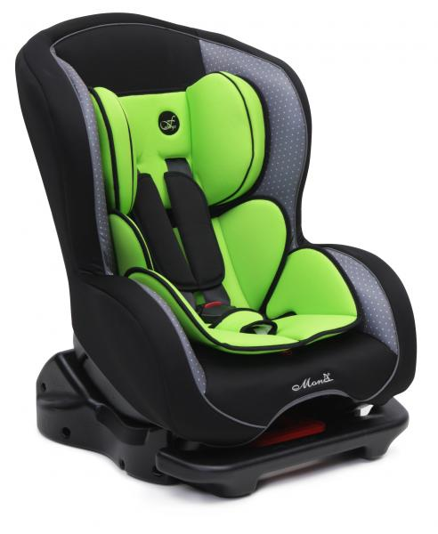 Scaun auto copii 0-18 kg Moni Faberge Verde