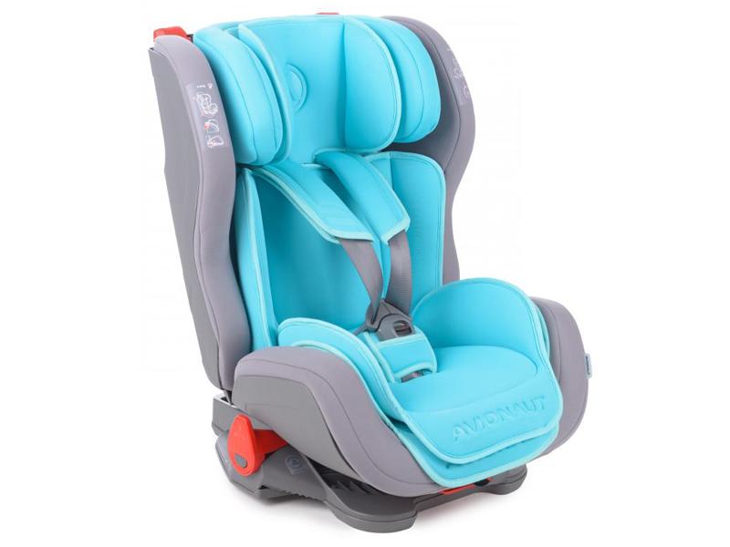 Scaun auto copii Avionaut Evolvair 9-36 kg Albastru Deschis S 04