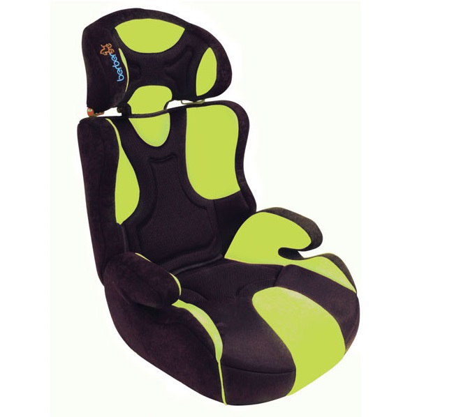 Scaun auto copii Berber Infinity Maxi Verde 095 imagine