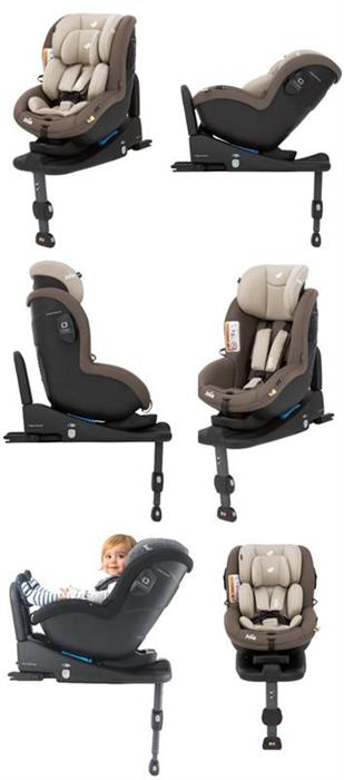 Scaun auto cu isofix i-Anchor Advance i-SIZE Wheat+ Baza I size