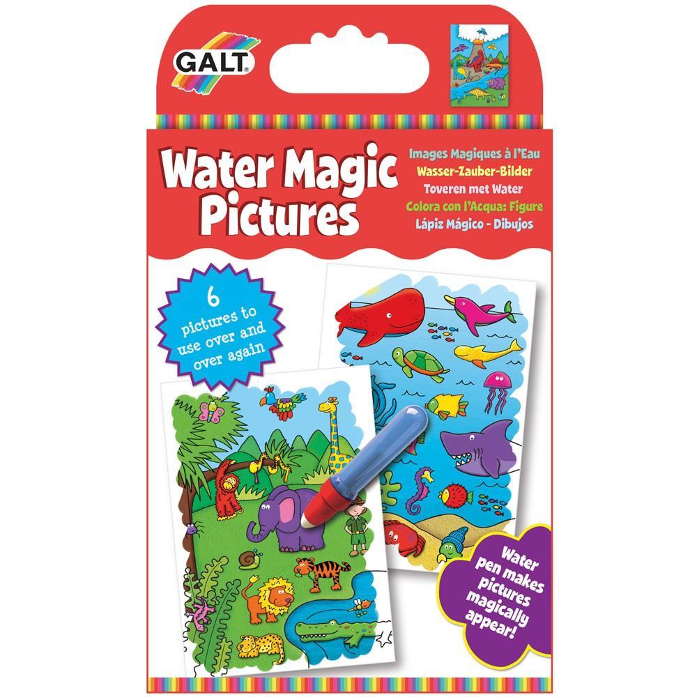 Set de colorat Water Magic