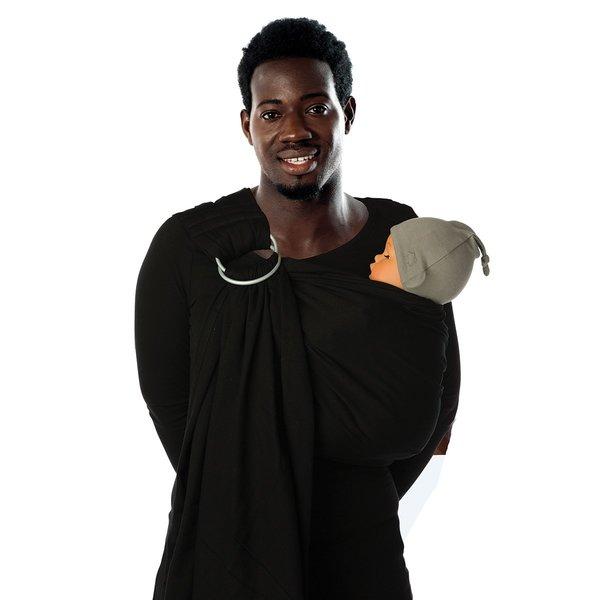 Sistem de purtare sling trend BB-Sling Babylonia Black Beans