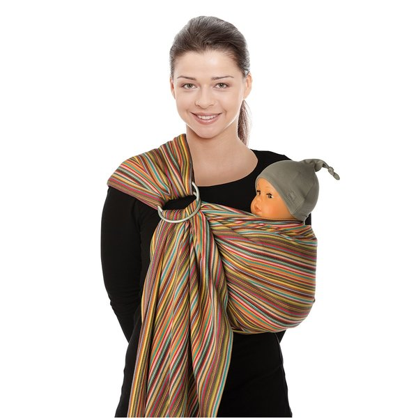 Sistem de purtare sling trend BB-Sling Babylonia Pineapple