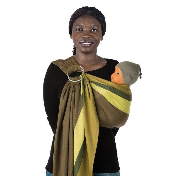 Sistem de purtare sling trend BB-Sling Babylonia Tapenade