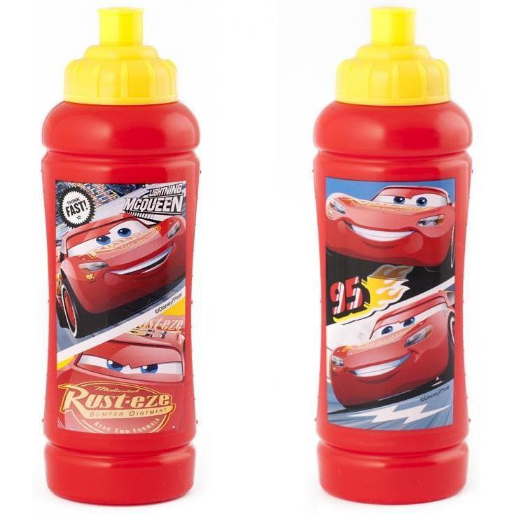 Sticla apa plastic Cars 3 Lulabi 8013800