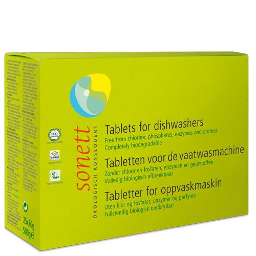 Imagine indisponibila pentru Tablete ecologice pentru masina de spalat vase 500g Sonett