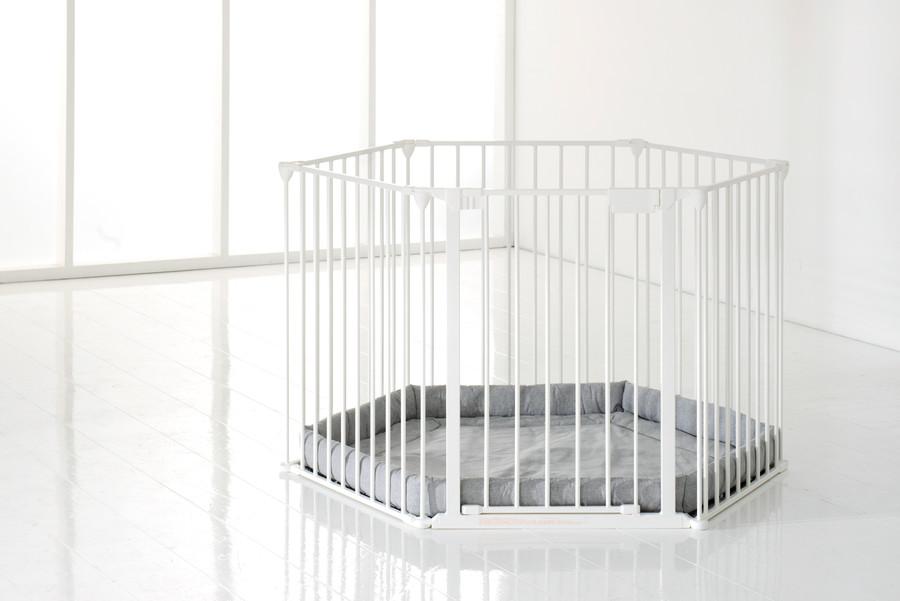 Tarc de joaca si protectie semineu Baby Dan Park-A-Kid