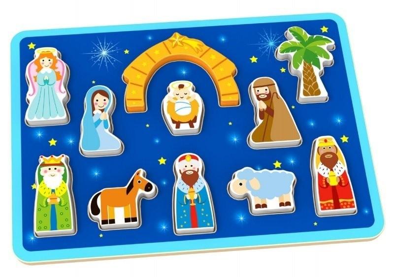Puzzle Nasterea Domnului Tooky Toy