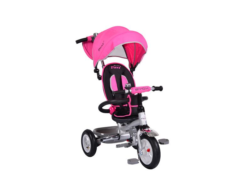 Tricicleta copii Flexy Plus Roz