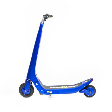 Trotineta electrica Freewheel Rider Trends albastru