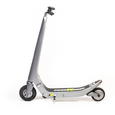Trotineta electrica Freewheel Rider Trends argintiu