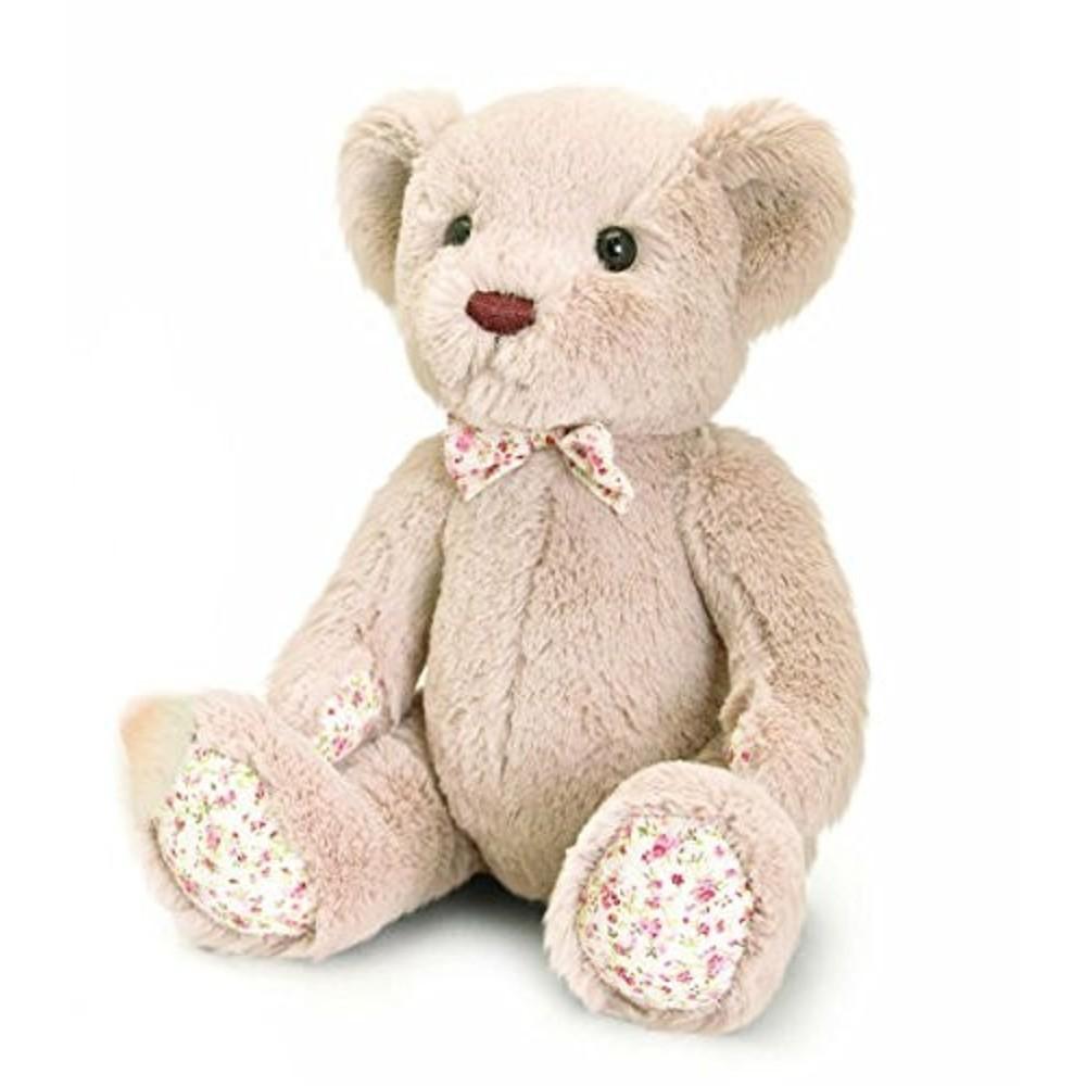 Ursulet de plus Belle Rose brown 25 cm Keel Toys