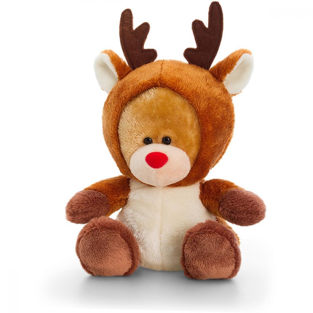 Ursulet de plus ren 20 cm Christmas Pip the Bear