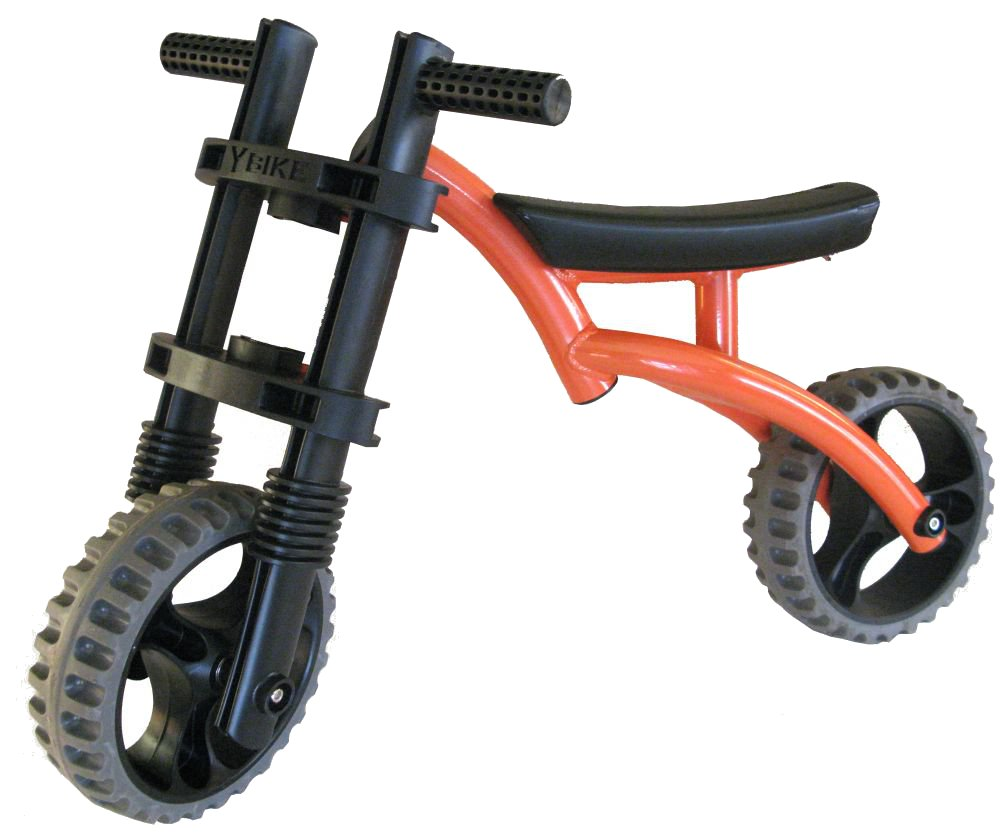 Bicicleta fara pedale Yvolution Extreme Orange