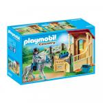 Appaloosa si calul ei Playmobil