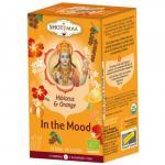 Ceai Shotimaa Chakras In The Mood hibiscus si portocale bio 16dz