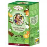 Ceai Shotimaa Chakras Loving ghimbir portocala si scortisoara bio 16dz