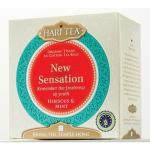 Ceai premium Hari Tea New Sensation hibiscus si menta bio 10dz