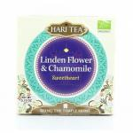 Ceai premium Hari Tea Sweetheart tei si musetel bio 10dz