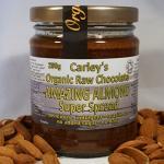 Crema tartinabila raw cu ciocolata si migdale bio 250g