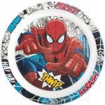 Farfurie melamina Spider-Man Lulabi 7939501