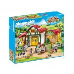 Ferma calutilor Playmobil